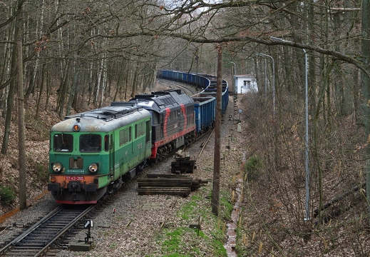ST43-355 + BR232-253
